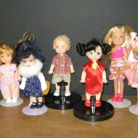 Kelly Dolls and Misc. Dolls