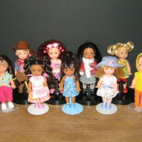 Kelly Dolls and Misc.Dolls