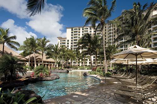 Timeshare At Marriott S Ko Olina Beach Club In Oahu Hi
